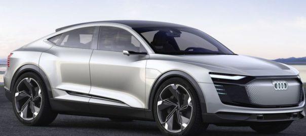 audi e-tron electrique actu voiture electrique au maroc