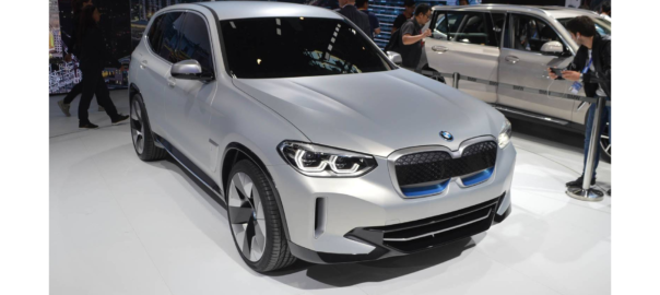 bmw ix3 voiture electrique et hybride au maroc