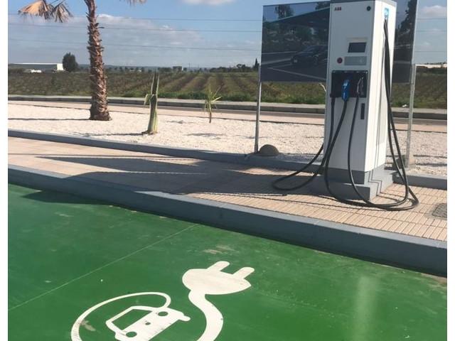 borne recharge electrique maroc