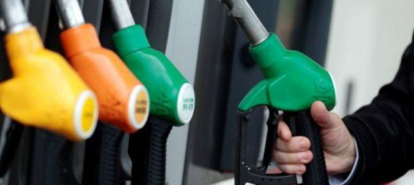 chute du carburant