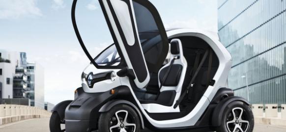 Renault Twizy Maroc