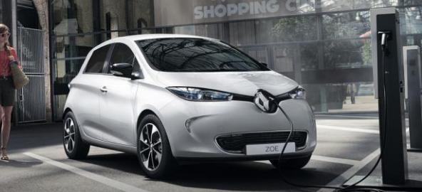 Renault Zoe au Maroc - 100% électrique