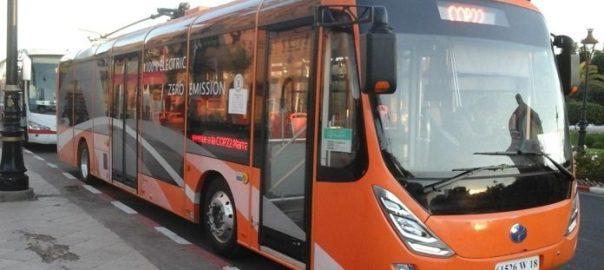 Bus électrique Marrakech : la ville ocre voudrait étendre son réseau  pour un coût de 778 millions de DH