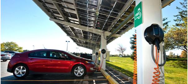 L'IRSEN lance la première ombrière de recharge de véhicules électriques à l'énergie solaire à Rabat