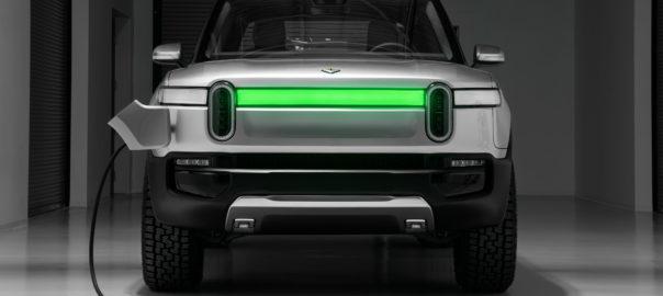Rivian R1T : le pickup électrique qui va concurrencer Tesla
