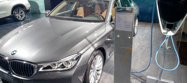 voiture electrique BMW Iperformance Hybride
